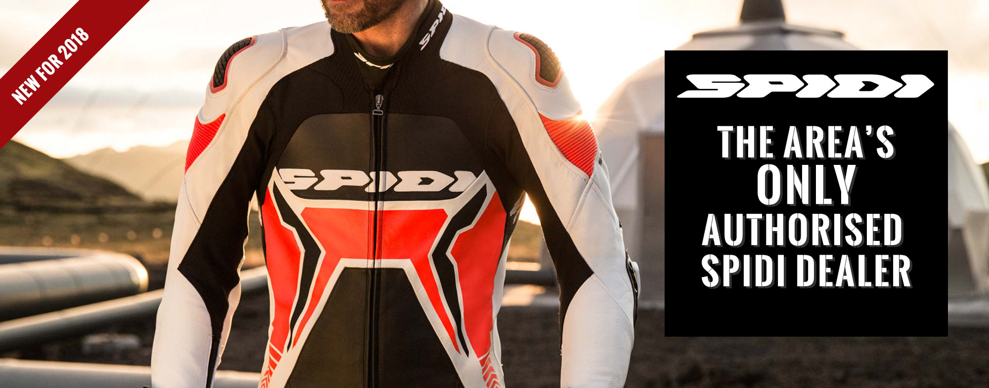 MSG Bike Gear - The areas only authorised SPIDI retailer!