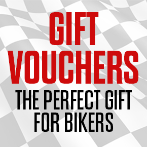 Is your loved one a biker? Treat them to some gear with a Gift Voucher from MSG Bike Gear!