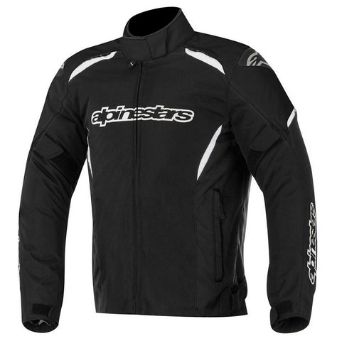 Alpinestars Gunner Waterproof Textile Motorcycle Jacket - Black - Alpinestars -  - MSG BIKE GEAR - 1