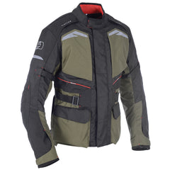 Oxford Quebec 1.0 Waterproof Textile Jacket - Army Green