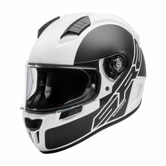 Schuberth SR2 Sports Full Face Motorbike Motorcycle Helmet - Traction White - Schuberth -  - MSG BIKE GEAR - 1
