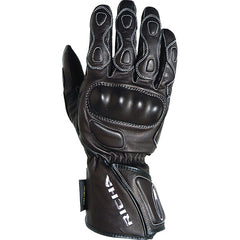 Richa Waterproof Racing Ladies Motorcycle Gloves  black - Richa -  - MSG BIKE GEAR - 1