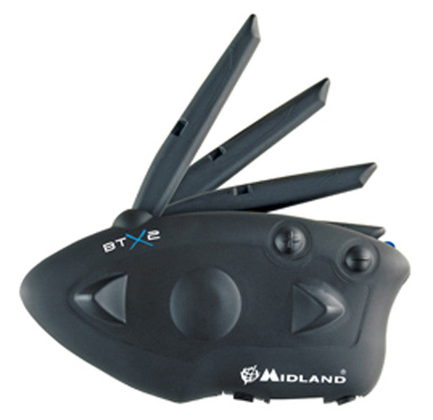 MIDLAND BTX2 SINGLE INTERCOM [C1034] - Midland -  - MSG BIKE GEAR