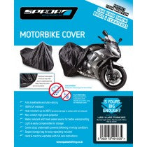 SPADA MOTORCYCLE COVER-LARGE/X-L [TOURING BIKES NO LUGGAGE]