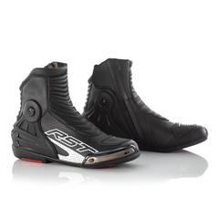 RST 2341 Tractech Evo III Short Leather Boots - Black