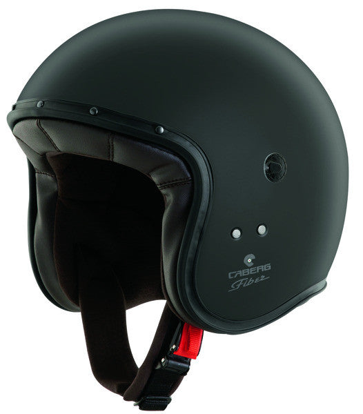 CABERG FREERIDE MATT BLACK MOTORCYCLE OPEN FACE HELMET - Caberg -  - MSG BIKE GEAR