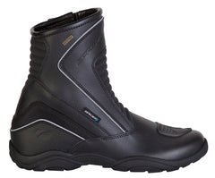 SPADA SPRING WP BOOTS - BLACK MOTORCYCLE WATERPROOF BOOTS - Spada -  - MSG BIKE GEAR