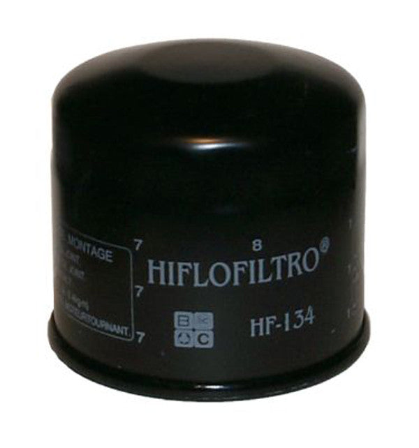 HIFLO HF134 OIL FILTER - Hiflo -  - MSG BIKE GEAR