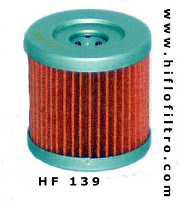 HIFLO HF139 OIL FILTER - Hiflo -  - MSG BIKE GEAR