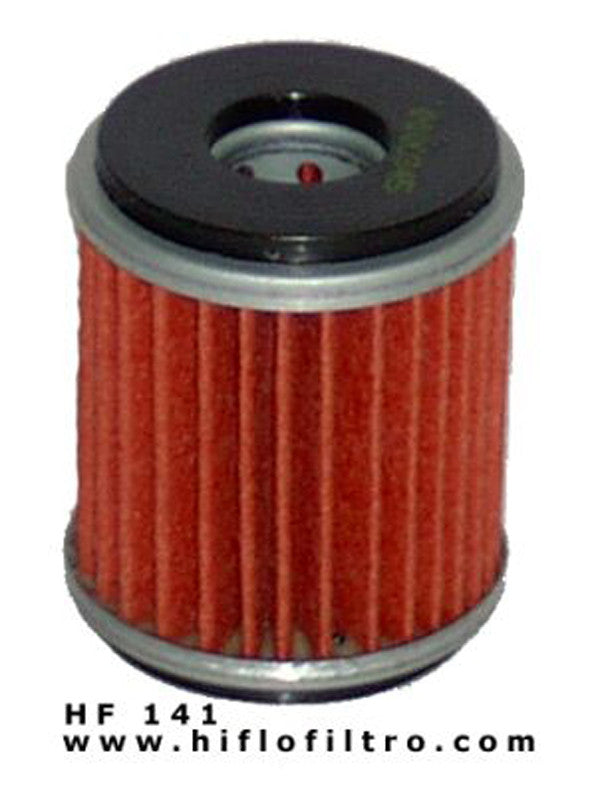 HIFLO HF141 OIL FILTER - Hiflo -  - MSG BIKE GEAR