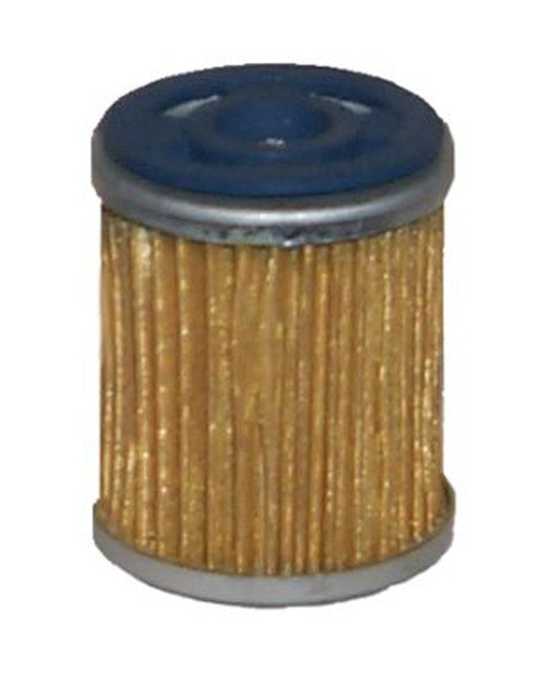 HIFLO HF143 OIL FILTER - Hiflo -  - MSG BIKE GEAR