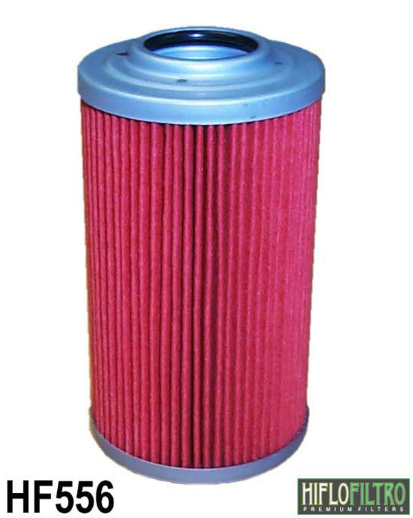 HIFLO HF556 OIL FILTER - Hiflo -  - MSG BIKE GEAR