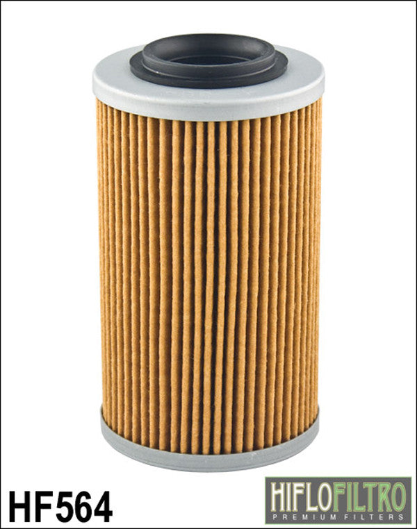 HIFLO HF564 OIL FILTER - Hiflo -  - MSG BIKE GEAR