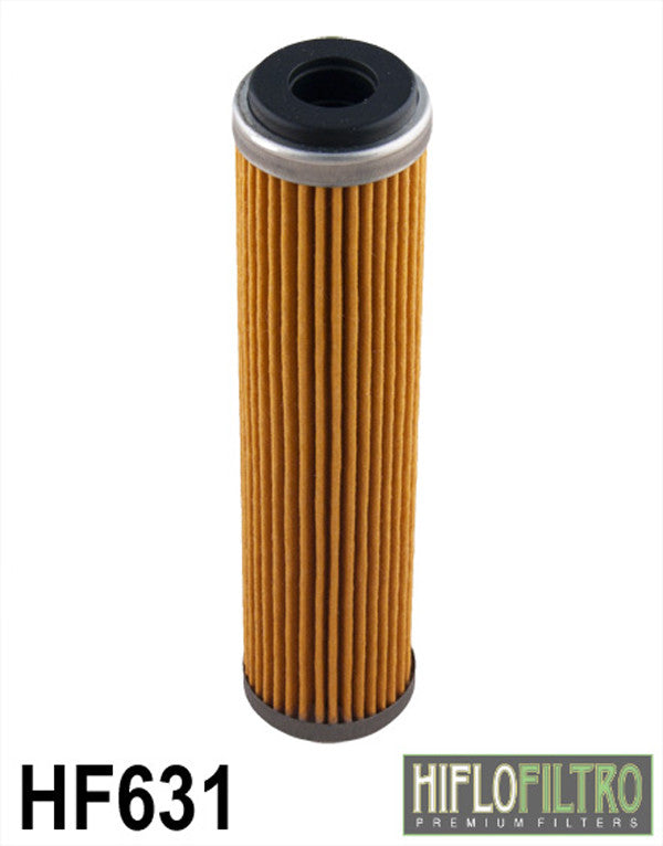HIFLO HF631 OIL FILTER - Hiflo -  - MSG BIKE GEAR