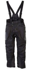 SPADA ATTITUDE-KIDS CHILDRENS ARMOURED TEXTILE MOTORCYCLE TROUSERS BLACK - Spada -  - MSG BIKE GEAR