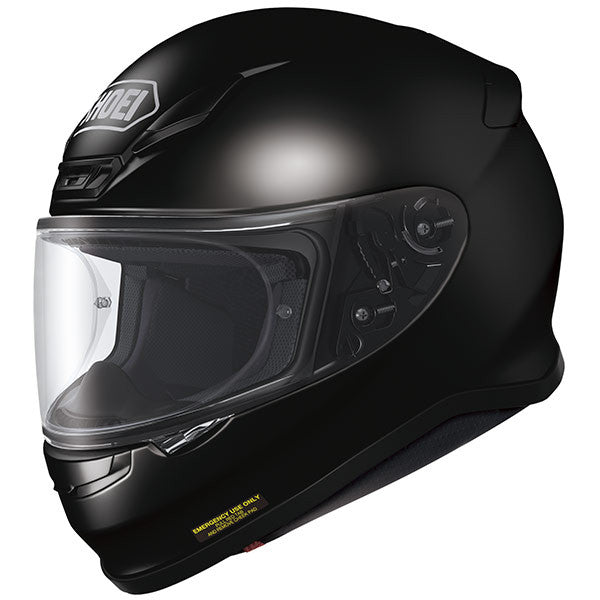 SHOEI NXR BLACK XX-FULL FACE MOTORCYCLE SPORTS HELMET + FREE DARK RACE VISOR - Shoei -  - MSG BIKE GEAR - 1