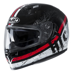 HJC FG-ST Labi Full Face Helmet - Black / White / Red