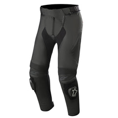 Alpinestars Missile v2 Leather Pants Short - Black