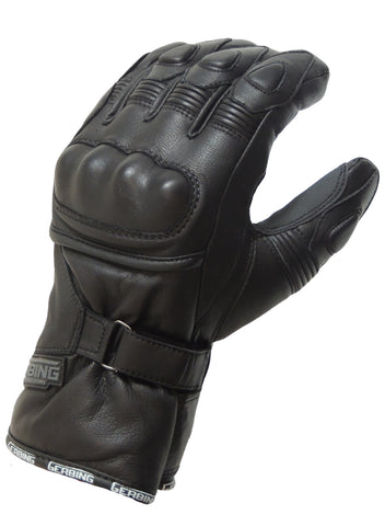 Gerbing XRS-12 Short Cuff Waterproof Heated Motorcycle Leather Gloves - Gerbing -  - MSG BIKE GEAR - 1
