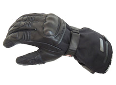Gerbing XR12 Hybrid 12V Heated Leather Waterproof Motorcycle Gloves - Gerbing -  - MSG BIKE GEAR - 1