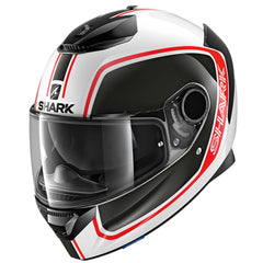 Shark Spartan  Full Face Motorcycle Helmet - Priona WKR