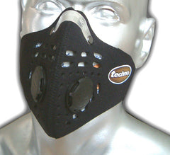 RESPRO URBAN COMMUTER ANTI POLLUTION TECHNO FACE MASK - BLACK - Respro -  - MSG BIKE GEAR