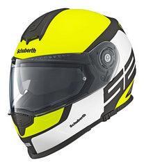 SCHUBERTH S2 SPORT / TOURING DVS FULL FACE MOTORCYCLE HELMET ELITE YELLOW - Schuberth -  - MSG BIKE GEAR - 1