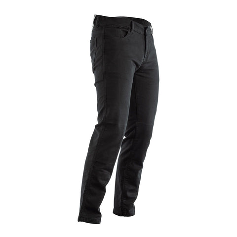RST 102284 Aramid Regular Leg Motorcycle Jeans - Black