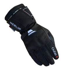 Merlin Titan Outlast Waterproof Textile Gloves - Black