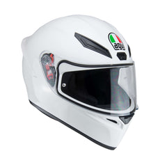 AGV K1 Full Face Helmet  - White