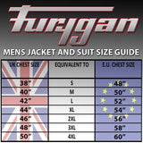Furygan Full Apex 1 Piece Leather Race Track Motorcycle Suit - Red - Furygan -  - MSG BIKE GEAR - 3