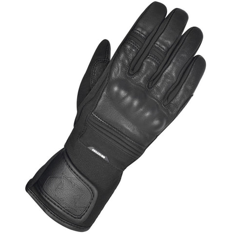 Oxford Calgary 1.0 WP Leather Gloves - Stealth Black