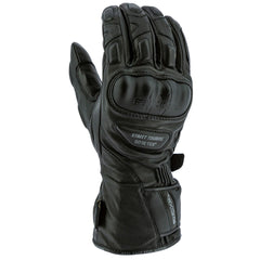 Richa Street Touring Leather Gore-Tex WP Gloves - Black