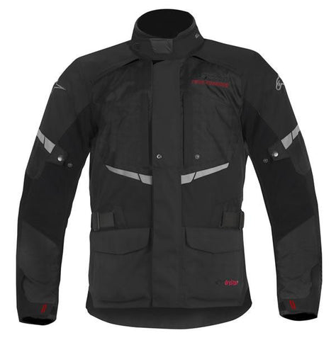 Alpinestars Andes Drystar Textile Motorcycle Jacket Black new - Alpinestars -  - MSG BIKE GEAR