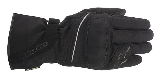 Alpinestars Equinox Xtrafit Gore-Tex Motorcycle Gloves Black - Alpinestars -  - MSG BIKE GEAR