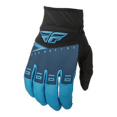 Fly Racing 2019 F-16 Motocross Gloves - Blue / Black