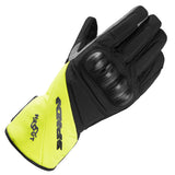 Spidi TX-T CE H2Out WP Textile Gloves - Black / Fluo