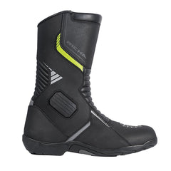 Richa Vortex Waterproof Leather / Textile Sport Touring Boots - Black