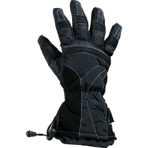 Richa Probe Thermal Hipora Waterproof Motorcycle Gloves Black - Richa -  - MSG BIKE GEAR - 1