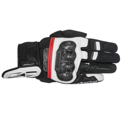 Alpinestar Rage Drystar Waterproof Gloves - Black / White / Red