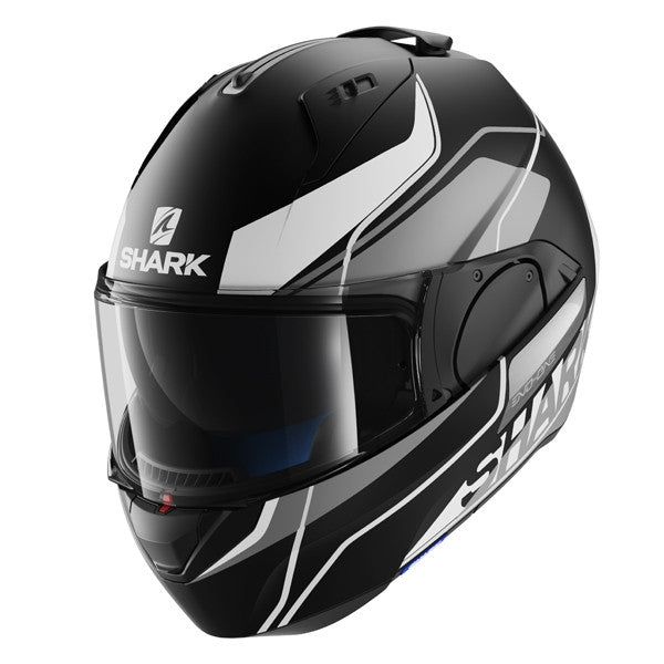 2016 Shark Evo-One Open Face / Full Face DVS Motorcycle Helmet - KRONO KSW - Shark -  - MSG BIKE GEAR - 1