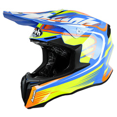 Airoh Twist MX Helmet - Mix Blue