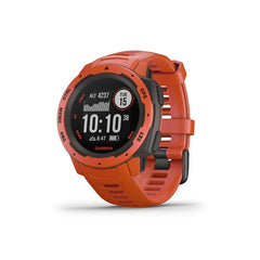 Garmin Instinct Outdoor Watch - Flame Red