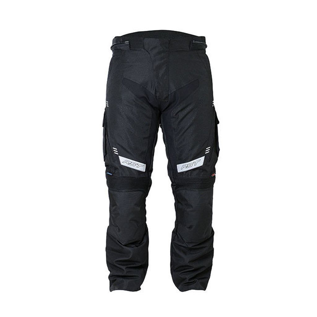 RST 1889 Rallye Textile Adventure Trousers - Black