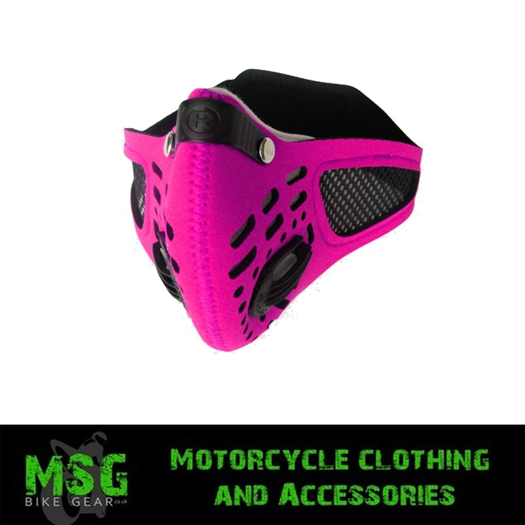 RESPRO SPORTSTA MASK FOR POLLEN - PINK - Respro -  - MSG BIKE GEAR