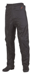 SPADA 911 NYLON MOTORCYCLE WATERPROOF OVER TROUSERS BLACK - Spada -  - MSG BIKE GEAR