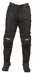 SPADA MITO WATERPROOF MOTORCYCLE MOTORBIKE TEXTILE PANTS TROUSERS -BLACK new - Spada -  - MSG BIKE GEAR