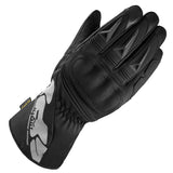 Spidi ALU-PRO WP Leather / Textile Gloves - Black / Grey
