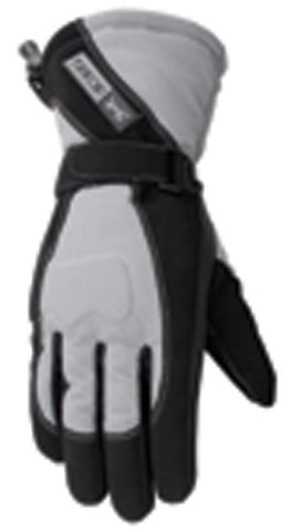 SPADA STREET WATERPROOF MOTORCYCLE WP GLOVES GREY LADIES - Spada -  - MSG BIKE GEAR