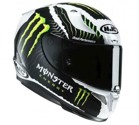 HJC RPHA 11 Full Face Helmet - Military White/Sand